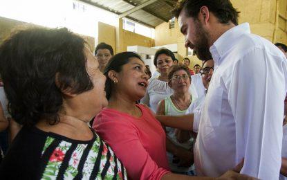 Sigue en el distrito Pablo Gamboa Miner