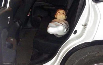 Fue una broma: adolescente que robó el 'Niño Dios' en Motul