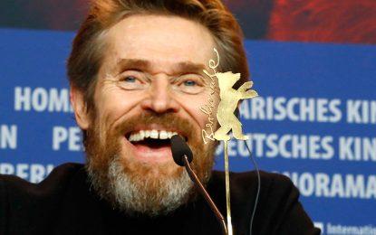 Willem Dafoe, un Oso de Oro con mil rostros en la Berlinale