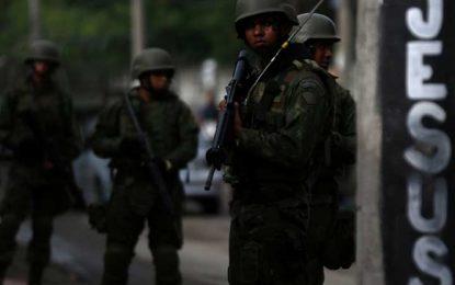 Congreso de Brasil da luz verde a intervención militar en Río