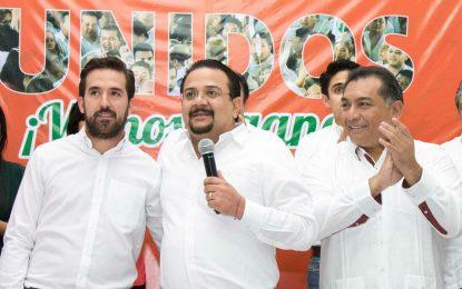 Pablo Gamboa Miner, coordinador general de la precampaña de Víctor Caballero