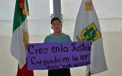 Violencia institucional del Tribunal causa suicidio, denuncian