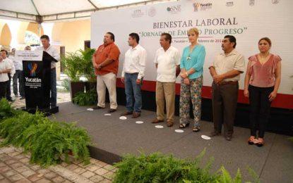V Feria del empleo en Progreso
