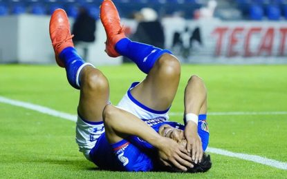 Cruz Azul espera un milagro en Copa MX tras empatar