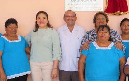 Herencia de obras, no de deudas: Rosa Adriana Díaz Lizama