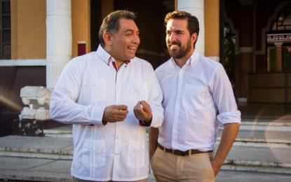 Pablo Gamboa se suma al proyecto de Caballero Durán