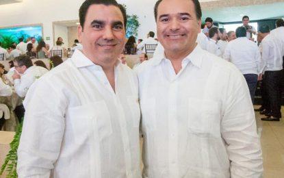 Todos a proyectar a Mérida como la mejor ciudad del país, Renán Barrera