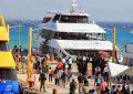 Colocan arcos de seguridad entre cruce de Cozumel y Playa del Carmen