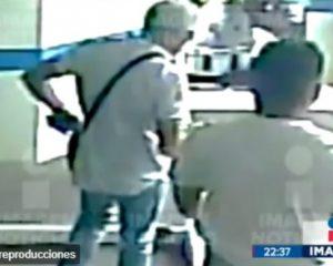 Últimos momentos de los agentes de la PGR antes de ser secuestrados (Video)