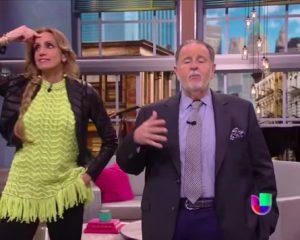 Raúl ' El Gordo Molina' ahuyentó a ' La Flaca' con sus flatulencias (Video)