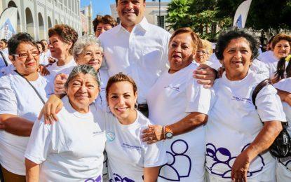 Más apoyo y atención a adultos mayores contribuye a una sociedad justa y equitativa