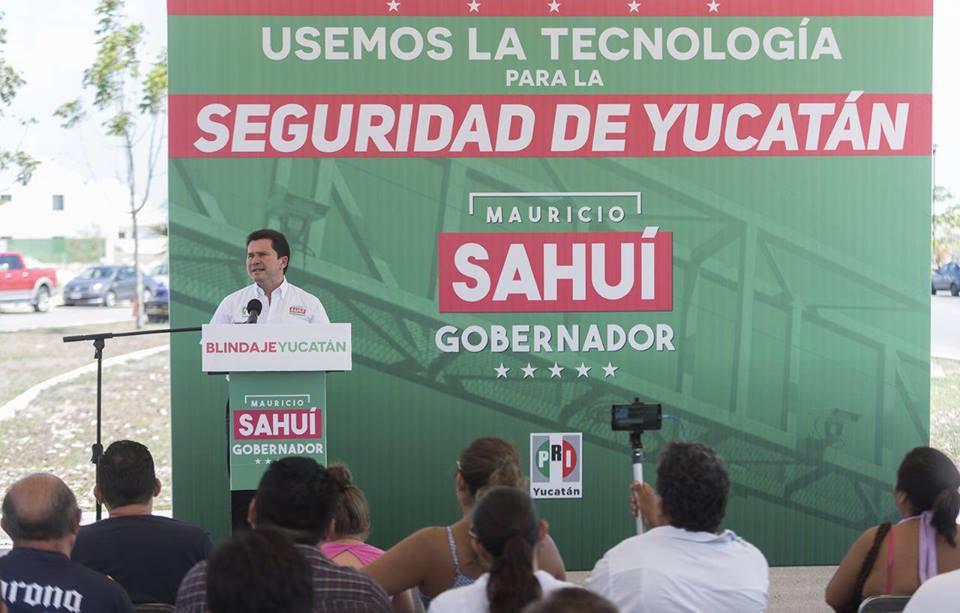 La tecnología es un aliado de la seguridad: Mauricio Sahuí (Video)