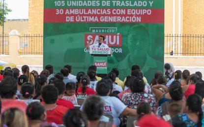 Propuestas para fortalecer el sector salud: Mauricio Sahuí (Video)