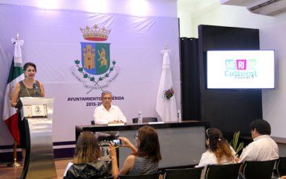 """El Ayuntamiento de Mérida, presenta """"Mérida Cultural, Cerca de ti"""""""