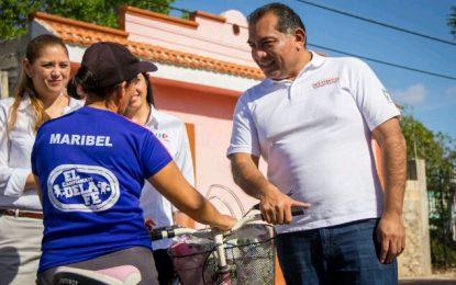 Mérida necesita un gobierno vanguardista: Víctor Caballero