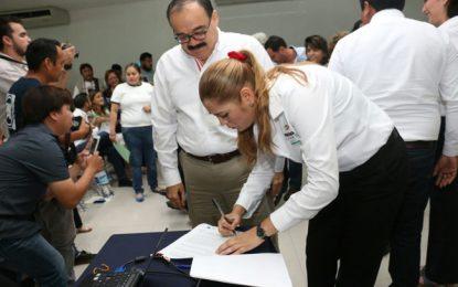 Se suma Verónica Camino a impulsar acciones en favor de la inclusión social