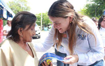Cecilia Patrón y Mauricio Vila, juntos por la salud de los yucatecos