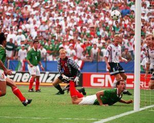'La fallé porque dudé, no por malo'; Zague recordó error ante Noruega en 1994