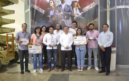 La Universidad Marista triunfa en el concurso de la CMIC