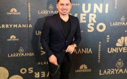 Larry Hernández revela que accidente le 'robó' la voz