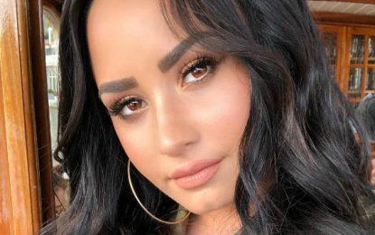 Demi Lovato revela que tuvo una recaída en las adicciones con esta canción