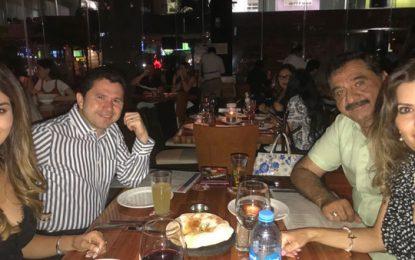 Con Mauricio Sahuí sí, con Vila no: Comandante Saidén