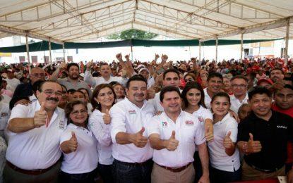 Regresaré a Espita como gobernador electo: Sahuí