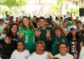 Anima Cecilia Patrón triunfo de México en el Mundial