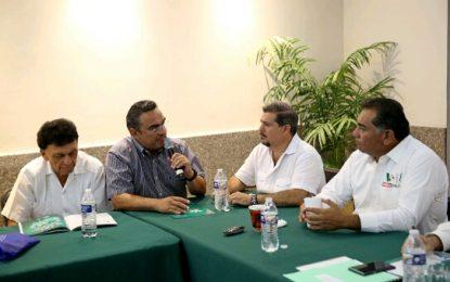 Impostergable revertir el deterioro del Centro Histórico: Víctor Caballero
