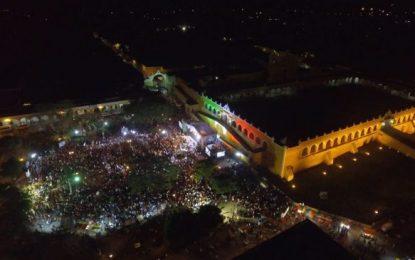 Concluye gira proselitista de Meade en Yucatán