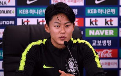 México enfrentará al 'Messi' coreano, Seung Woo Lee