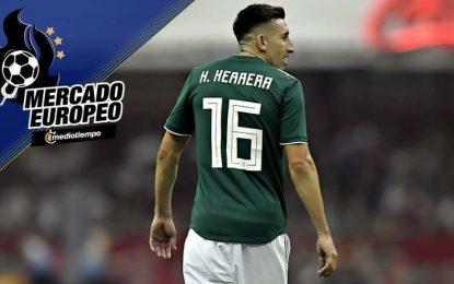 Real Madrid pretendería a Héctor Herrera e Hirving Lozano
