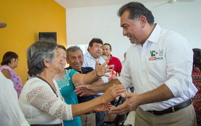 Caballero Durán asegura que su gobierno será sensible a los grupos vulnerables