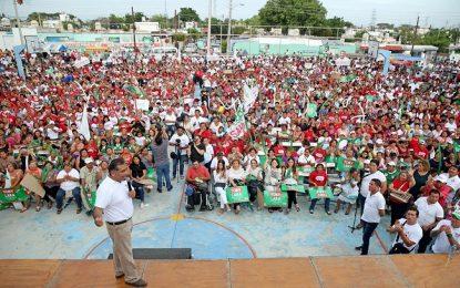El próximo gobierno municipal de Mérida será moderno e innovador: Víctor Caballero