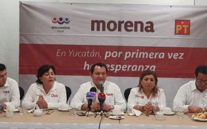 Con Huacho en Yucatán el bipartidismo se rompió