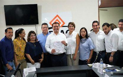 Juntos haremos el mejor gobierno de la historia de nuestra ciudad: Renán Barrera