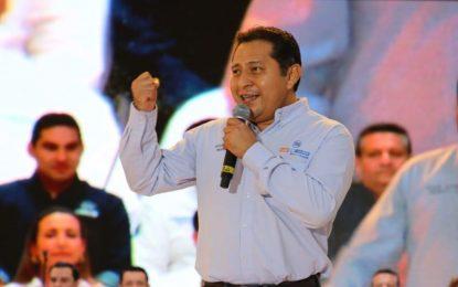 Exhorta PAN reconocer el triunfo de Mauricio Vila: Ramírez Pech