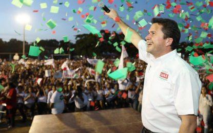 Se respetará el resultado final:Mauricio Sahuí