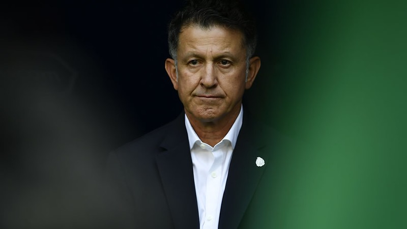 Juan Carlos Osorio no renovará con el Tri