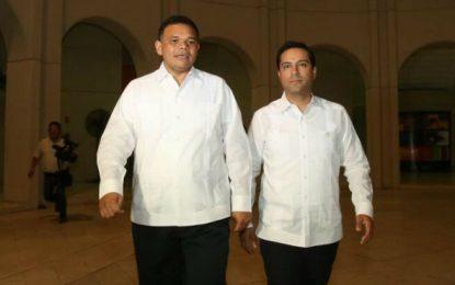 Reconoce Rolando Zapata Bello mayor obtención de votos de Mauricio Vila