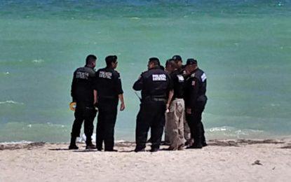 Fallece frente al Malecón de Progreso, aparentementehabría sido golpeado por lancha