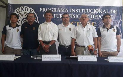 """Presentan la escuelita """"Jaguares UADY de fútbol"""""""