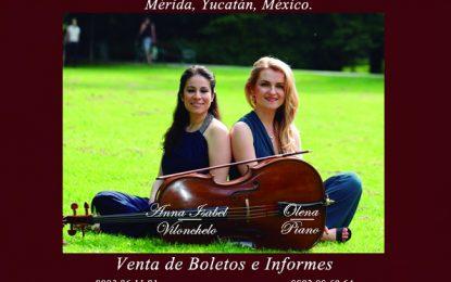 Dan detalles del concierto de gala que ofrecerá el dueto clásico Florés-Miso